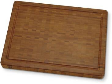Zwilling Schneidebrett Bambus 42 x 31 cm, Holz L