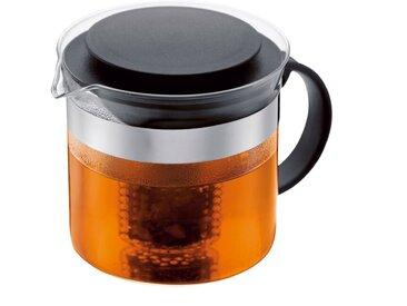 Teebereiter Bistro Noueveau 1000 ml /Schwarz, M (Medium)