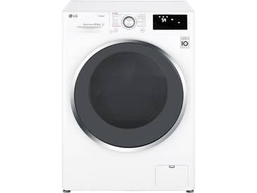 LG F 14WM 8P5KG Waschmaschinen - Weiß