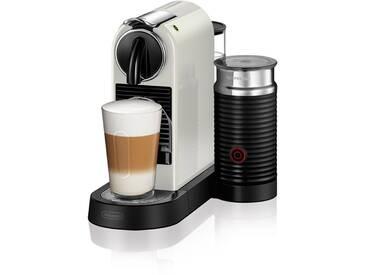 DeLonghi Nespresso CitiZ & Milk EN 267.WAE Kaffeemaschinen - Weiß