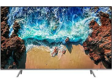 Samsung UE82NU8009TXZG Fernseher - Schwarz / Silber