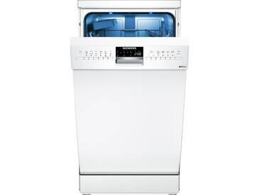 Siemens iQ500 SR256W00PE Geschirrspüler 45 cm - Weiß