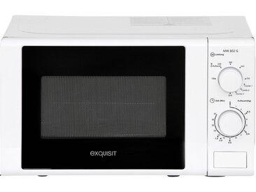 Exquisit MW802G Mikrowellen - Weiß