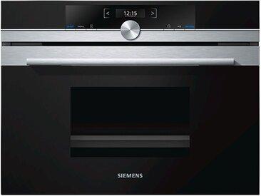 Siemens iQ700 CD634GBS1 Dampfgarer - Edelstahl