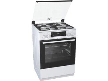 Gorenje K 6351 WF Gas-Standherde - Weiß