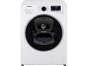 Samsung AddWash 5500 WW80K5400UW Waschmaschinen - Weiss