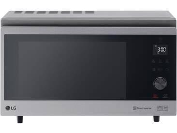LG MJ 3965 ACS Mikrowellen - Edelstahl
