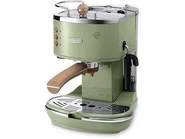 DeLonghi Icona Vintage ECOV311.GR Kaffeemaschinen - Olivgrün