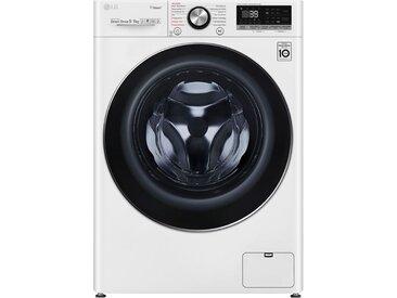 LG V9 WD 96H2 Waschtrockner - Weiß