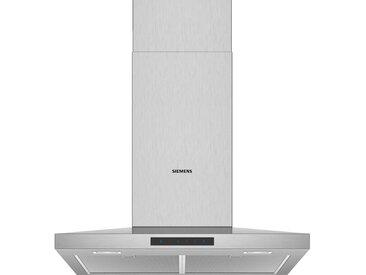 Siemens iQ300 LC66QBM50 Wandhauben - Edelstahl