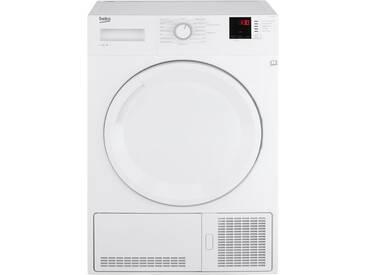 Beko DCU 7330 N Kondenstrockner - Weiß