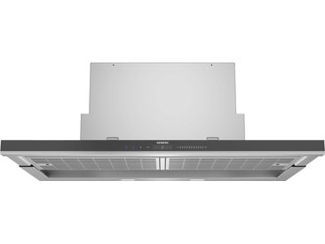 Siemens iQ700 LI99SA683 Flachschirmhauben - Schwarz / Edelstahl
