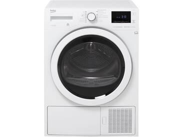 Beko DE8635RX Wärmepumpentrockner - Weiß