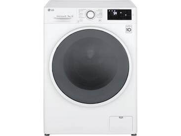 LG F 14WD 85EN0 Waschtrockner - Weiß