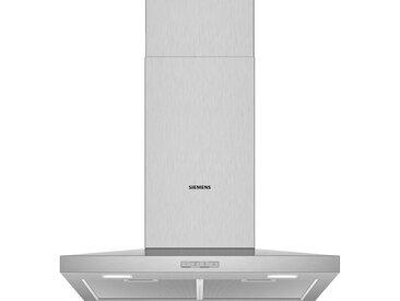 Siemens iQ100 LC64QBC50 Wandhauben - Edelstahl