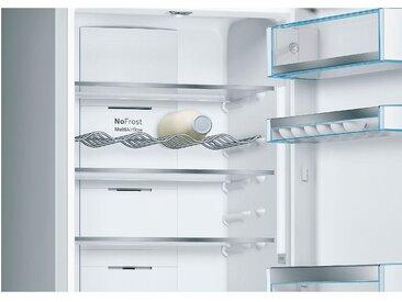 Bosch Serie 8 KGF39SW45 Kühl-Gefrierkombinationen - Glas Weiß