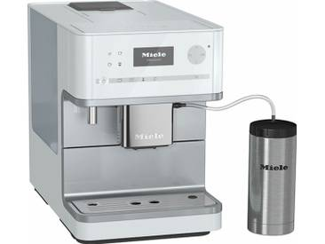 Miele CM 6350 Kaffeemaschinen - Weiss