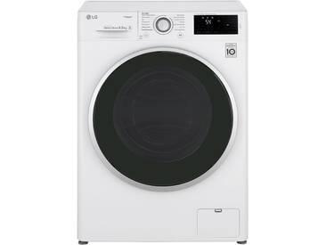 LG F 12WM 6TS1 Waschmaschinen - Weiß