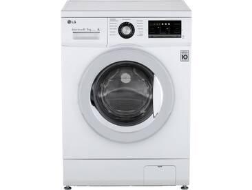 LG F 14G6 TDM2NH Waschtrockner - Weiß