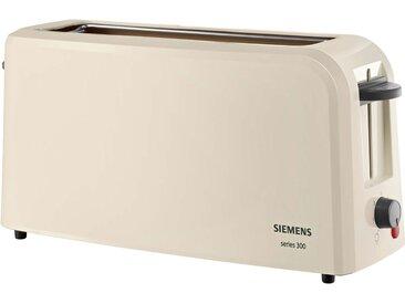 Siemens TT3A0007 Wasserkocher & Toaster - Cremefarben