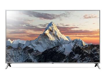 LG 75UK6500PLA Fernseher - Silber