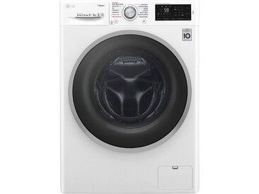 LG Serie 7 F12WD74SLIM Waschtrockner - Weiß