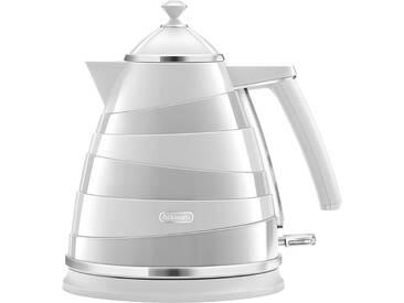 DeLonghi Avvolta KBA2001.W Wasserkocher & Toaster - Weiß