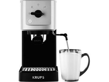 Krups XP3440 Kaffeemaschinen - Schwarz / Edelstahl