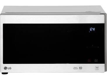 LG MS 2595 CIS Mikrowellen - Edelstahl