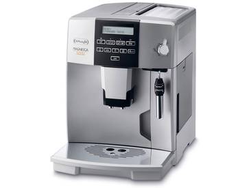 DeLonghi Magnifica ESAM 04.120.S Kaffeemaschinen - Silber