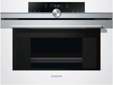 Siemens iQ700 CD634GBW1 Dampfgarer - Weiß