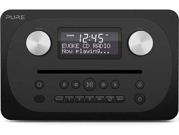 Pure Evoke C-D4 Audio - Schwarz