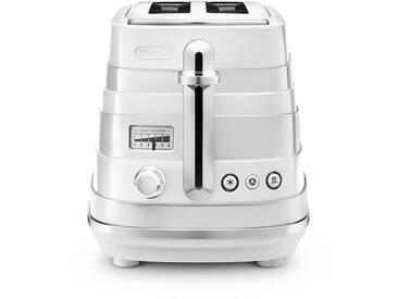DeLonghi Avvolta CTA2103.W Wasserkocher & Toaster - Weiß