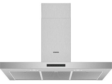 Siemens iQ300 LC96BBM50 Wandhauben - Edelstahl
