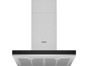 Siemens iQ300 LC67BHM50 Wandhauben - Edelstahl