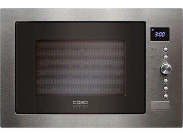 CASO EMCG32 Mikrowellen - Edelstahl / Schwarz