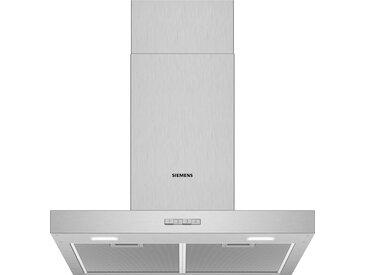 Siemens iQ100 LC64BBC50 Wandhauben - Edelstahl