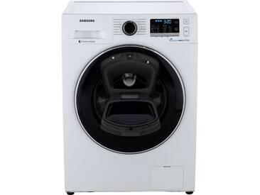 Samsung AddWash 5500 WW8EK5400UW/EG Waschmaschinen - Weiss