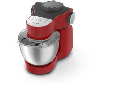 Krups MASTER PERFECT PLUS KA 2535 Küchenmaschinen - Rot