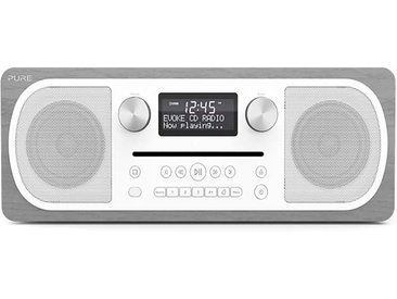 Pure Evoke C-D6 Audio - Grau