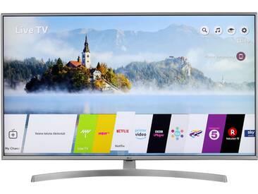 LG 49UK7550LLA Fernseher - Silber