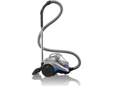 Dirt Devil Rebel26 Total DD2226-5 Staubsauger - Silber / Blau
