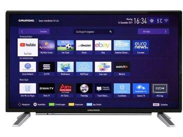 Grundig Vision 6 32 GFB 6820 Fernseher - Schwarz