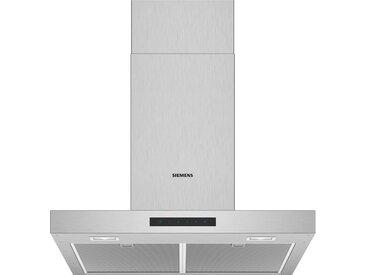 Siemens iQ300 LC66BBM50 Wandhauben - Edelstahl