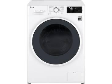 LG F 14WD 84EN0 Waschtrockner - Weiss
