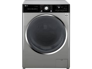 LG F 14WM 10TT6 Waschmaschinen - Steel