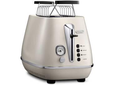 DeLonghi Distinta CTI2103.W Wasserkocher & Toaster - Weiß