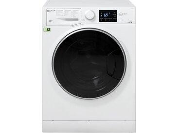 Bauknecht WM STEAM 8 100 Waschmaschinen - Weiß