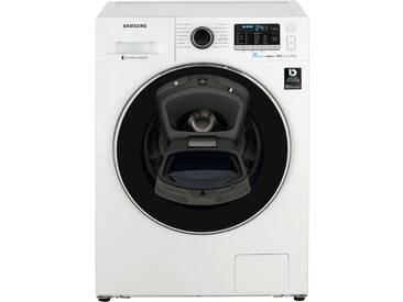 Samsung AddWash 5500 WW80K52A0VW/EG Waschmaschinen - Weiss