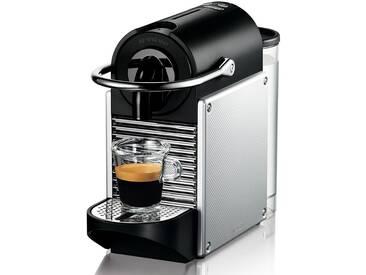 DeLonghi Nespresso Pixie EN 125.S Kaffeemaschinen - Schwarz /...